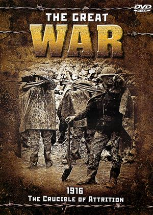 Rent The Great War: 1916: The Crucible of Attrition Online DVD Rental