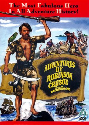Adventures of Robinson Crusoe Online DVD Rental