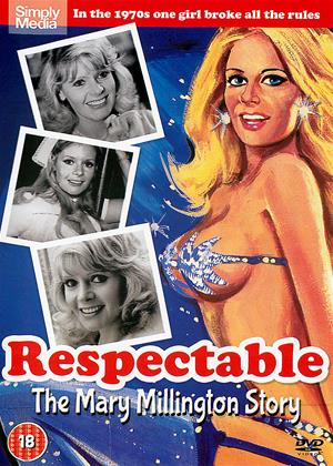 Respectable: The Mary Millington Story Online DVD Rental