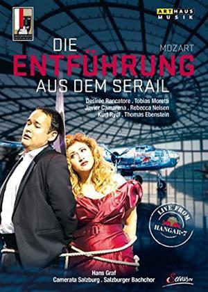 Die Entführung Aus Dem Serail: Salzburger Festspiele (Graf) Online DVD Rental