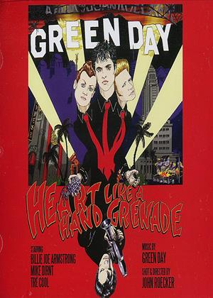 Rent Green Day: Heart Like a Hand Grenade Online DVD Rental