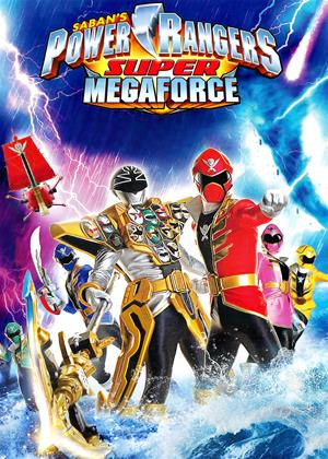 Power Rangers Super Megaforce Online DVD Rental