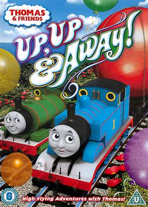 Rent Thomas the Tank Engine and Friends: Up, Up and Away! Online DVD Rental