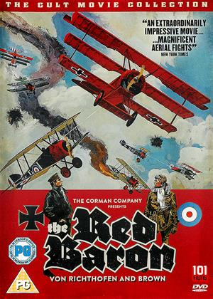 Von Richthofen and Brown Online DVD Rental