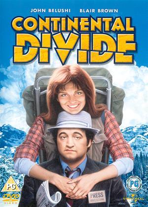 Continental Divide Online DVD Rental