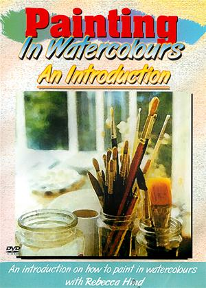 Painting in Watercolours: An Introduction Online DVD Rental