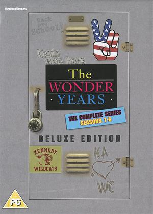 The Wonder Years: The Complete Series Online DVD Rental