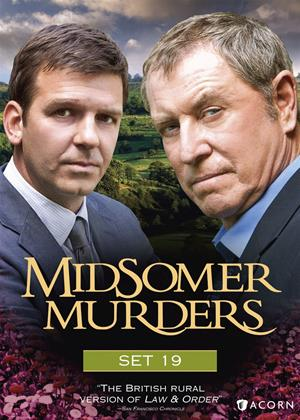 Rent Midsomer Murders: Series 19 Online DVD Rental