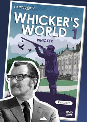 Rent Whicker's World 1: Whicker Online DVD Rental