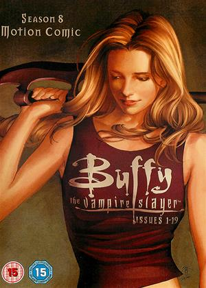 Buffy the Vampire Slayer: Series 8 (Motion Comic) Online DVD Rental