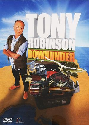 Tony Robinson: Down Under Online DVD Rental