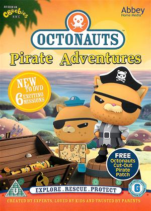 Octonauts: Pirate Adventures Online DVD Rental