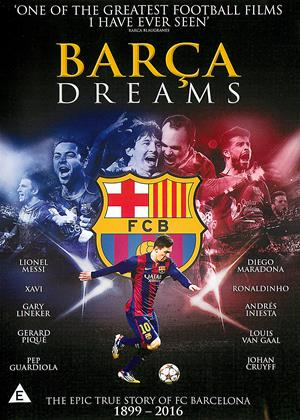 Rent Barca Dreams Online DVD Rental