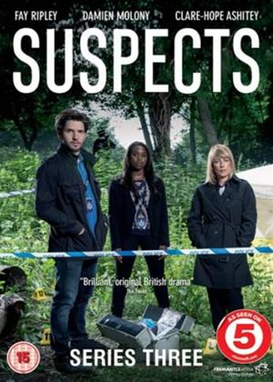 Suspects: Series 3 Online DVD Rental