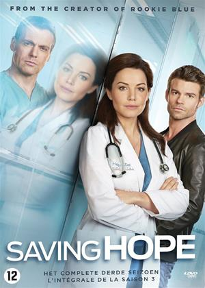 Saving Hope: Series 3 Online DVD Rental