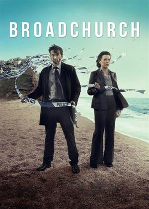 Rent Broadchurch: Series 3 Online DVD Rental