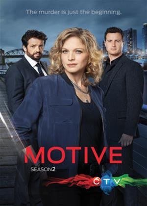 Motive: Series 4 Online DVD Rental