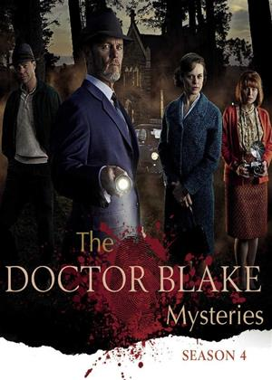 The Doctor Blake Mysteries: Series 4 Online DVD Rental