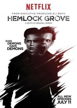Rent Hemlock Grove: Series 3 Online DVD Rental
