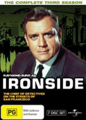 Ironside: Series 3 Online DVD Rental