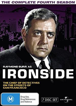 Ironside: Series 4 Online DVD Rental