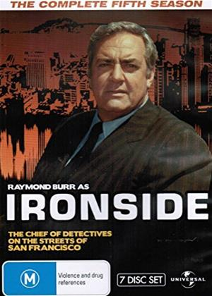 Ironside: Series 5 Online DVD Rental