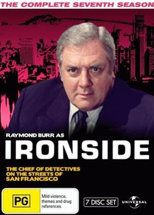 Ironside: Series 7 Online DVD Rental