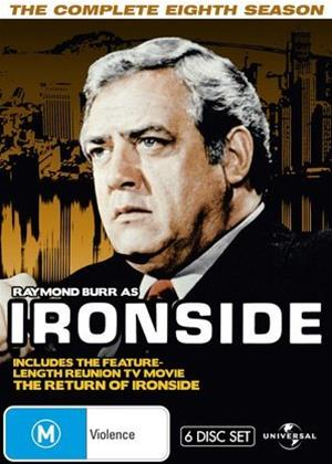 Ironside: Series 8 Online DVD Rental