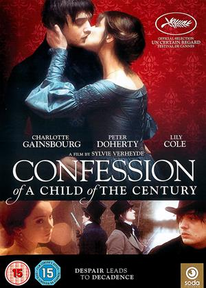 Confession of a Child of the Century Online DVD Rental
