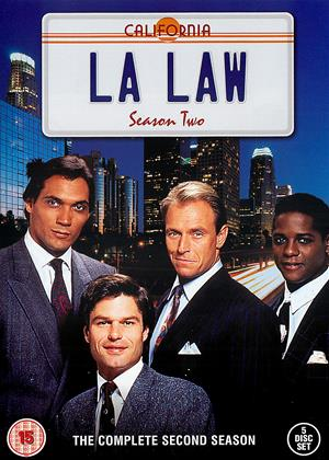 Rent L.A. Law: Series 2 Online DVD Rental