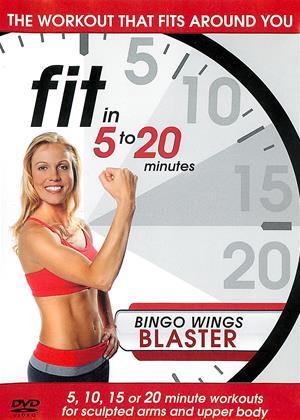 Fit in 5 to 20 Minutes: Bingo Wings Blaster Online DVD Rental