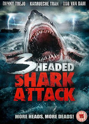 Rent 3 Headed Shark Attack Online DVD Rental