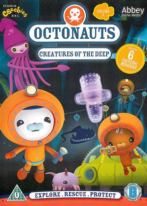 Rent Octonauts: Creatures of the Deep Online DVD Rental