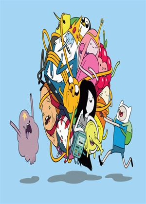 Adventure Time: Series 7 Online DVD Rental