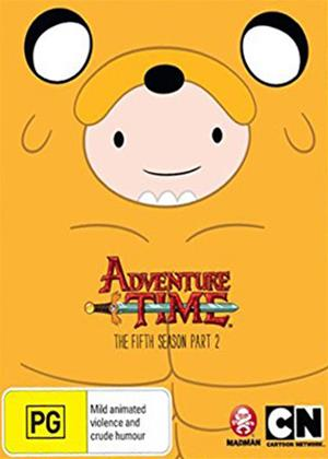 Rent Adventure Time: Series 5 (aka Adventure Time with Finn & Jake: Series 5) Online DVD Rental