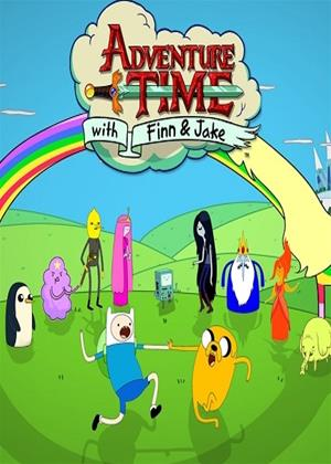 Adventure Time: Series 6 Online DVD Rental