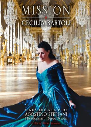 Rent Cecilia Bartoli: Mission Online DVD Rental