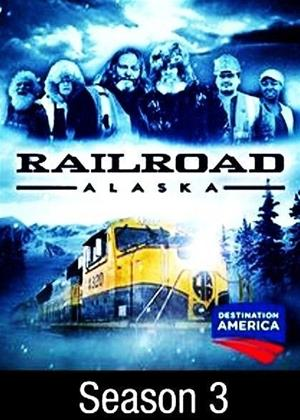 Railroad Alaska: Series 3 Online DVD Rental