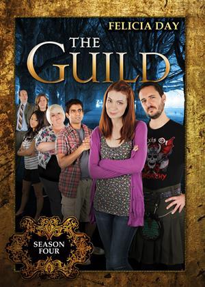 The Guild: Series 4 Online DVD Rental