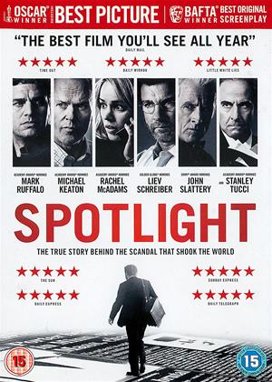 Rent Spotlight Online DVD Rental