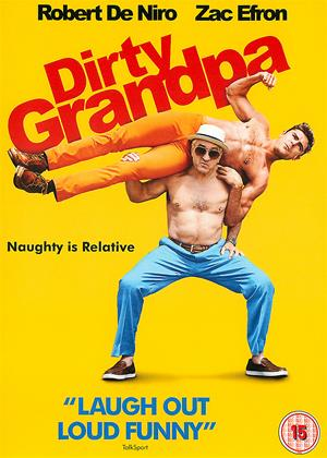 Dirty Grandpa Online DVD Rental