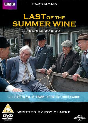 Last of the Summer Wine: Series 29 and 30 Online DVD Rental