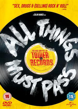 Rent All Things Must Pass (aka All Things Must Pass: The Rise and Fall of Tower Records) Online DVD Rental