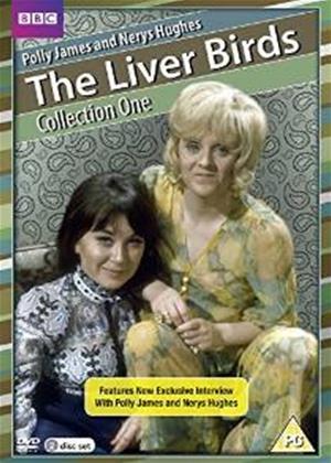 Rent The Liver Birds: Series 1 Online DVD Rental