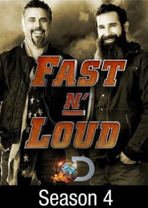 Fast N' Loud: Series 4 Online DVD Rental