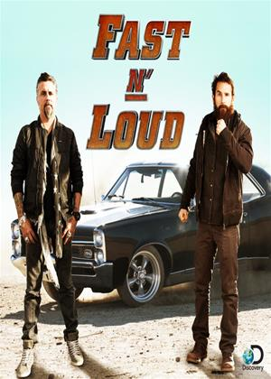 Fast N' Loud: Series 5 Online DVD Rental