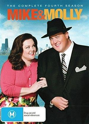 Mike and Molly: Series 4 Online DVD Rental