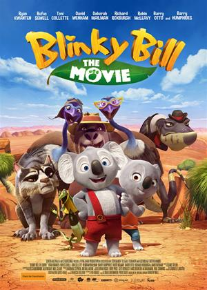 Blinky Bill: The Movie Online DVD Rental