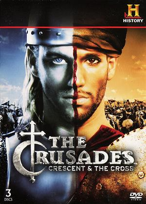 The Crusades: Crescent and the Cross Online DVD Rental