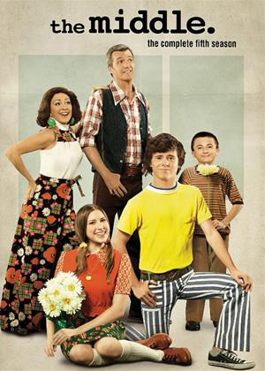 The Middle: Series 5 Online DVD Rental